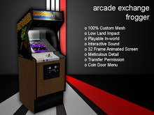 [AMG] Arcade Exchange - Frogger