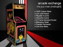 [AMG] Arcade Exchange - Ms Pucman [Midnight]