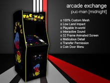 [AMG] Arcade Exchange - Puc-Man [Midnight]