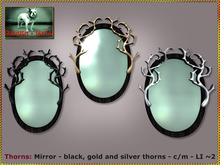 Bliensen + MaiTai - Thorns - mirrors