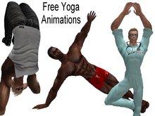 Free Yoga Animations