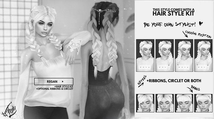 #Foxy - Regan Hair DEMO