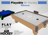 Ultimate Air Hockey (playable)