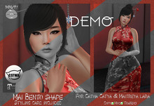[POUT!] Mai Bento Shape DEMO