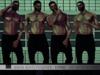 Aaron posepack ad