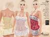 Sweet :: Olga Dress - Maitreya clothes, Physique & Hourglass, Venus, Isis, Freya, Tonic Curvy & Fine 18 Textures