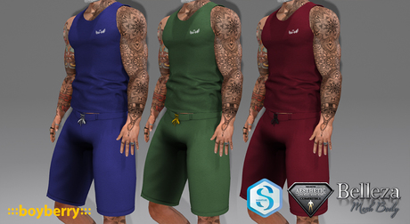 boyberry Sweats Colour Pack