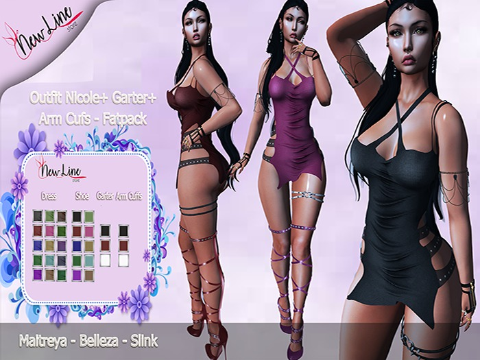 .:: New Line Store::.Outfit Nicole - Fatpack