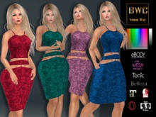 BWC - Gift - Megan Dress