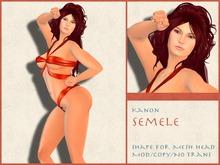 Kanon Female Shape - Semele - For Lightstar Freyja