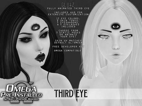 glutz . third eye . demo