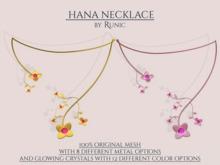 .: Runic :. Hana Necklace