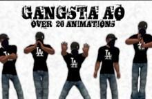 Gangsta AO