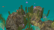 !building+ 3 prim underwater set (mod, copy) egg+