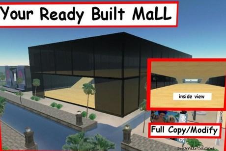 Mall / club 50x50