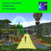 ***This Way To Emerald City -Crate
