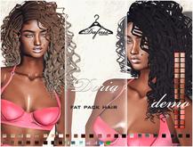 *dafnis fat pack hair Doria Demo