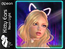>^OeC^< (N)eon - Kitty Ears (crate)