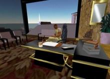 Ebony Low Prim Office Furniture