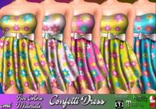 Sweet Meats - Confetti Dress