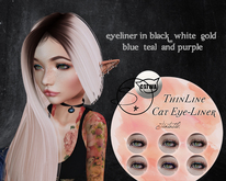 s*wytch ThinLine Cat Eye Liner Pack