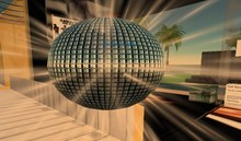 Disco ball with included dances!