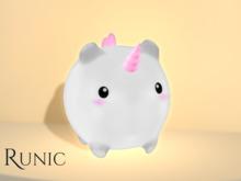 .: Runic :. Magical Unicorn Lamp