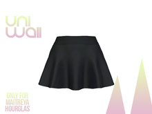 Uniwaii - ushka skirt Black Maitreya and Horuglass