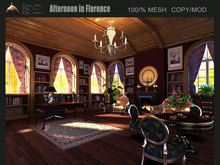 [Dolphin Design] ~The Afternoon in Florence skybox