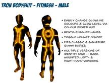 [S2S] TRON Bodysuit [Signature Gianni]
