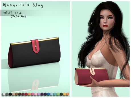 MW - Melissa Clutch Bag