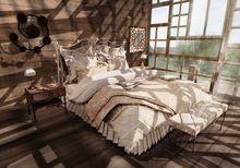 <Heart Homes> Spring Joy  Bed  -   PG