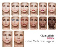 Glam Affair - Kiko Applier ( Catwa ) Artic 02