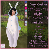 Bunny Costume With Hud
