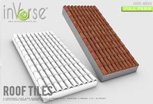 inVerse® MESH - ROOF TILES (flat & angled)  full permission bxd