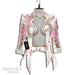 "Elegance Boutique -Jacket - PinkFlower  -  ""Nicki"" - Legacy /  Maitreya /Slink / Belleza"