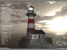 Yaquina Lighthouse [AUGYR DESIGN] [MESH]