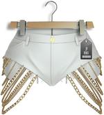 "JF Design""Anastasia""[Maitreya/Belleza] Shorts - White"