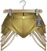 "JF Design""Anastasia""[Maitreya/Belleza] Shorts - Gold"