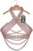 "JF Design""Anastasia""[Maitreya/Belleza] Chain Top - Sugar Pink"