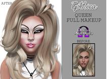 {Gothica} Queen Makeup (Dollarbie)