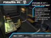 PsiNanna, Inc. SparsamBlok Kit + Furnished Sci-Fi Apartment