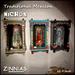 !zinnias traditional mexican nichos promo