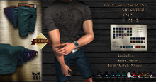 ^TD^Perfect Freak Outfit GIANNI SLINK TMP CLASSIC [FATPACK]