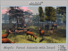 Maya's - Forest  Animals with Sound