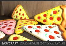 EASYCRAFT - (PRIME) Pizza Slice Floater