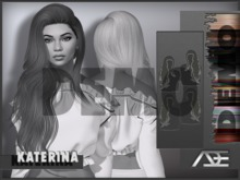 Ade - Katerina Hairstyle (DEMO)
