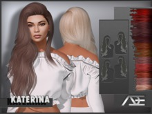 Ade - Katerina Hairstyle (Reds)