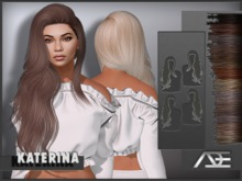 Ade - Katerina Hairstyle (Browns)