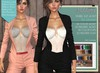 "Addams ""Muriel"" Suit Jacket -Maitreya, Belleza, Slink- Mesh Jacket #FATPACK"